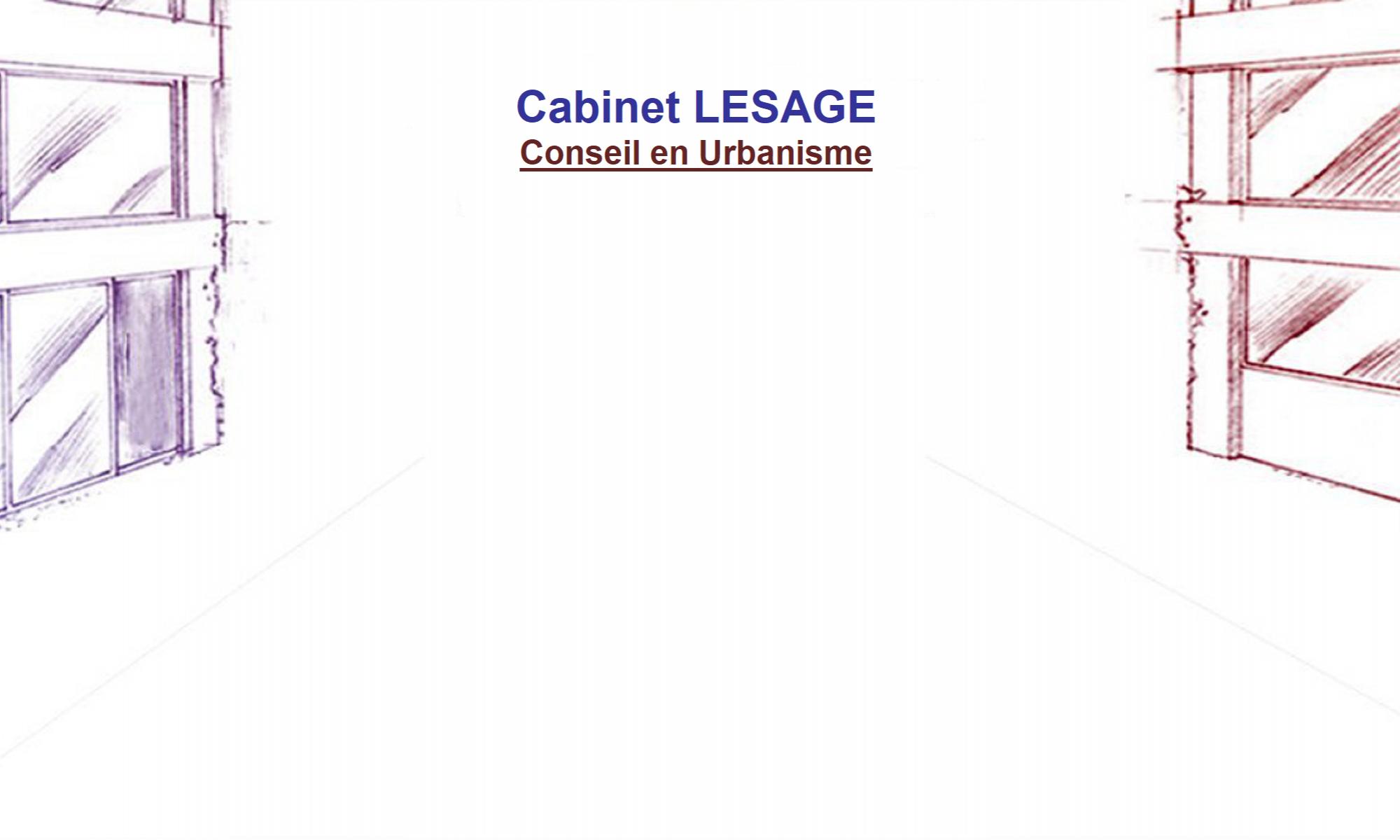 Cabinet LESAGE Conseil en Urbanisme